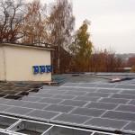 Solarreinigung von Trockeneisstrahlen Leipzig