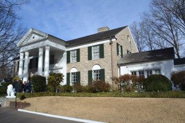 Das zu Hause von Elvis - Graceland