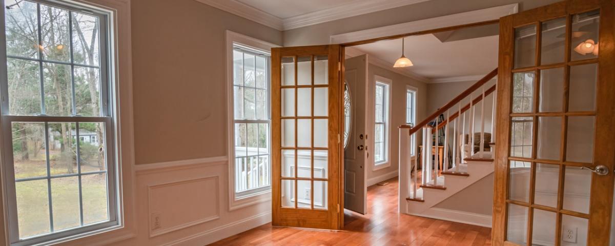 Restoring A Wooden Floor