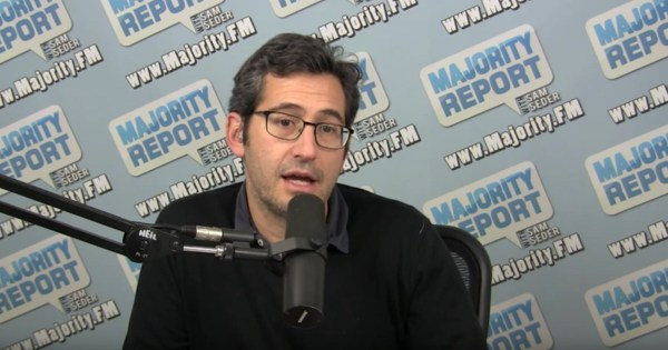 Sam Seder - The Ring of Fire Network