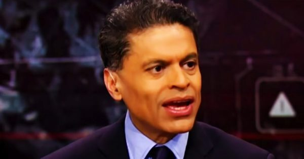 Fareed Zakaria Joins The Great 'Trump Is Presidential Now ...
