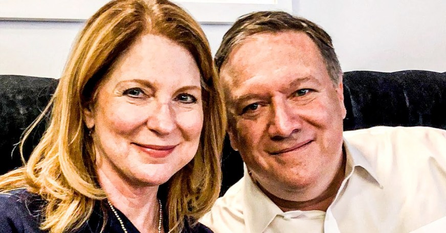 Mike Pompeo And His Wife Accused Of Misusing Tax Dollars ...