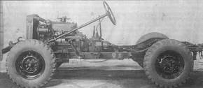 ГАЗ-64 шасси