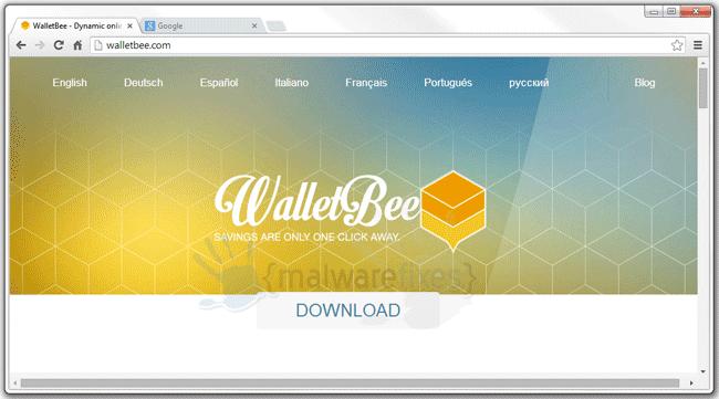 WalletBee ads