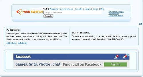 webswitch.tk virus