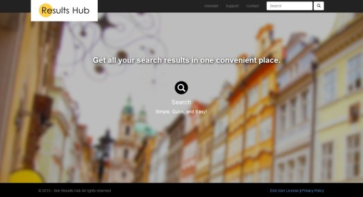 See Results Hub