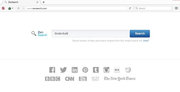 remove Zensearch.com