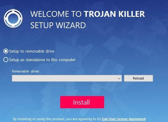 Trojan Killer Protable