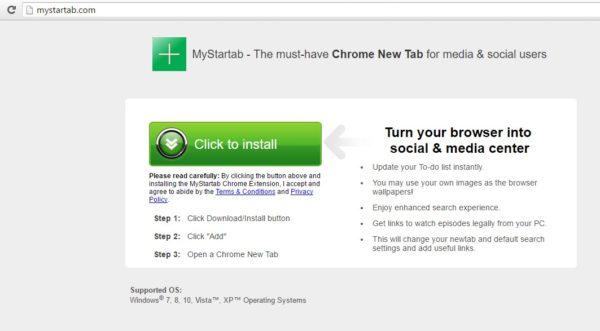 mystartab.com