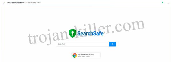 remove SearchSafe.co