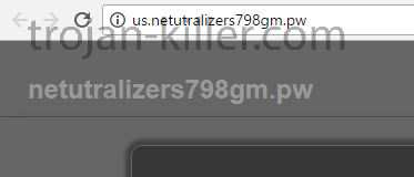 remove us.netutralizers798gm.pw virus