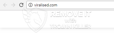 remove Viralised.com virus