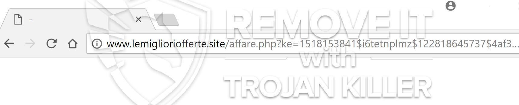 remove Lemiglioriofferte.site virus