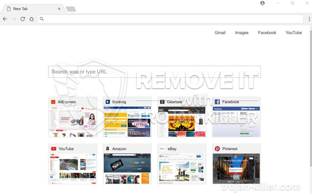 remove NewTab.win virus
