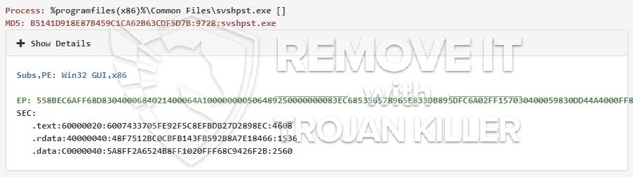 remove svshpst.exe virus