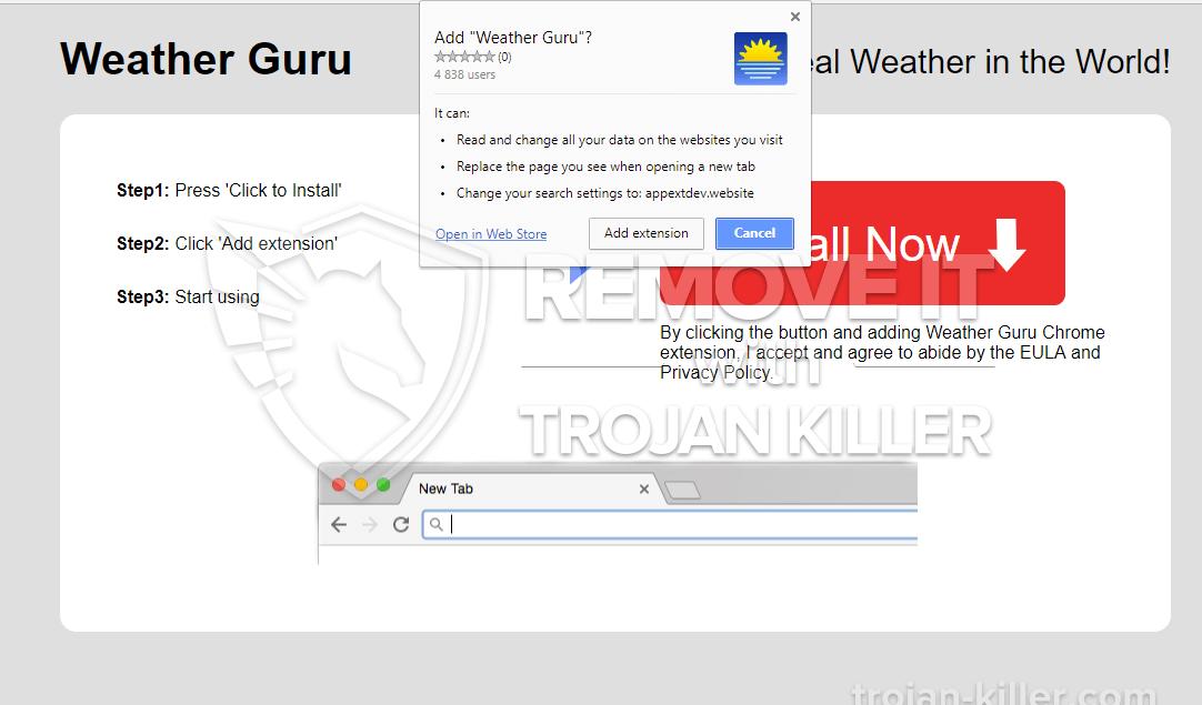 remove topappdev.com virus