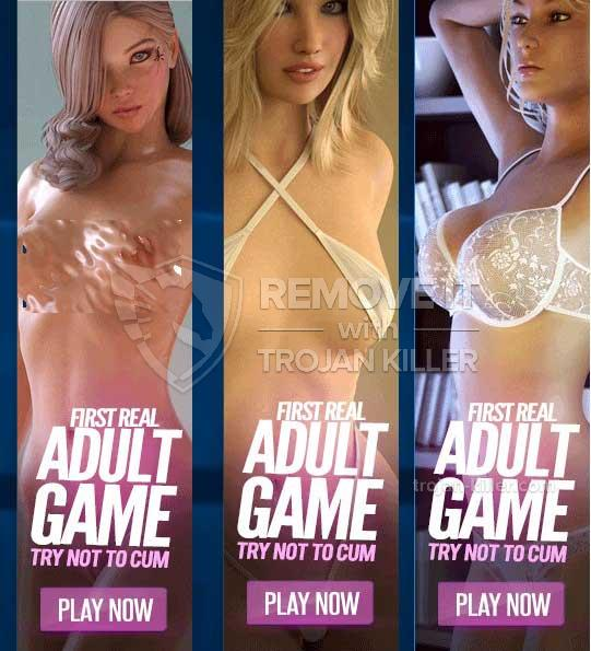 remove freeadult.games virus