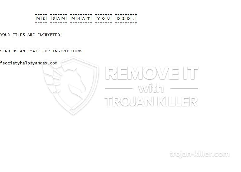 remove ShutUpAndDance virus