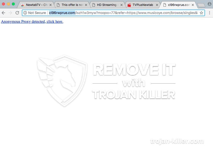 remove Cl96rwprue.com virus