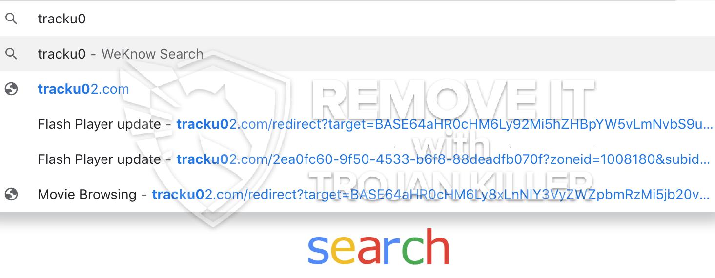remove Tracku02.com virus