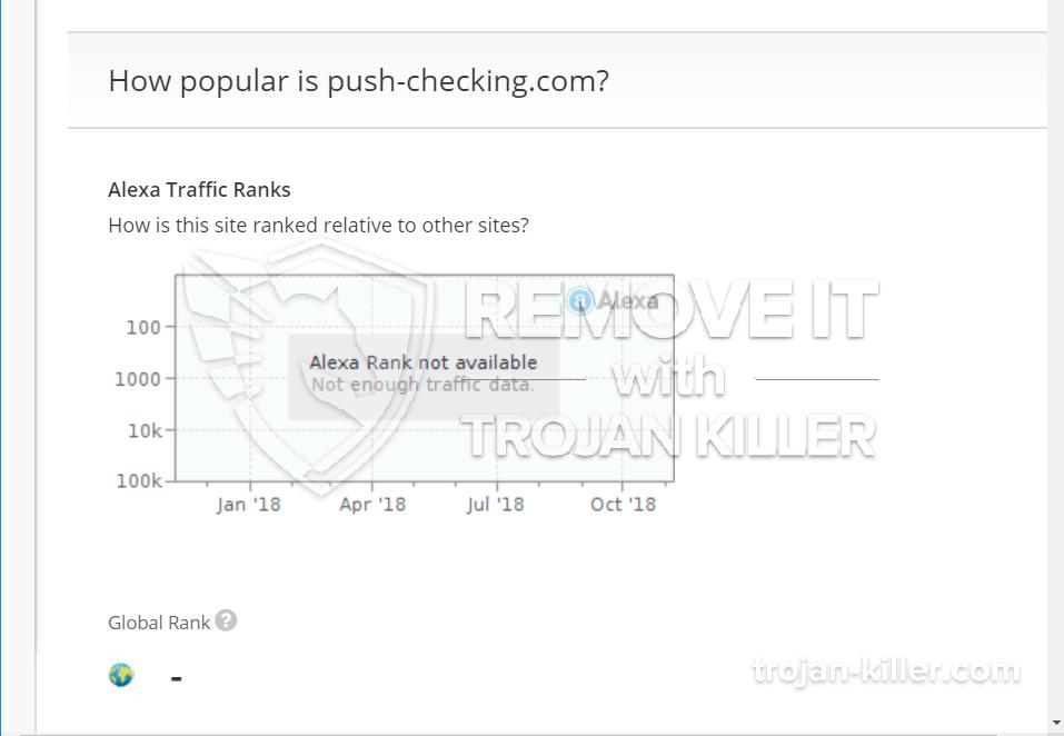 remove Push-checking.com virus