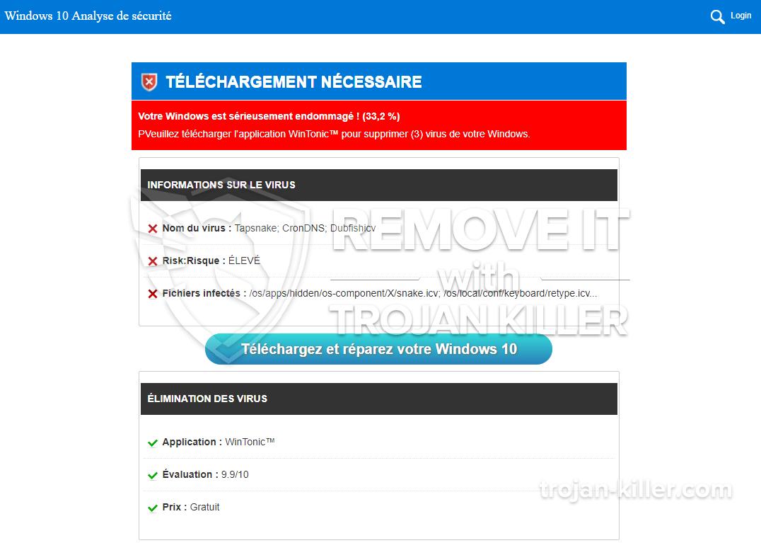remove Tools.system-repair.online virus