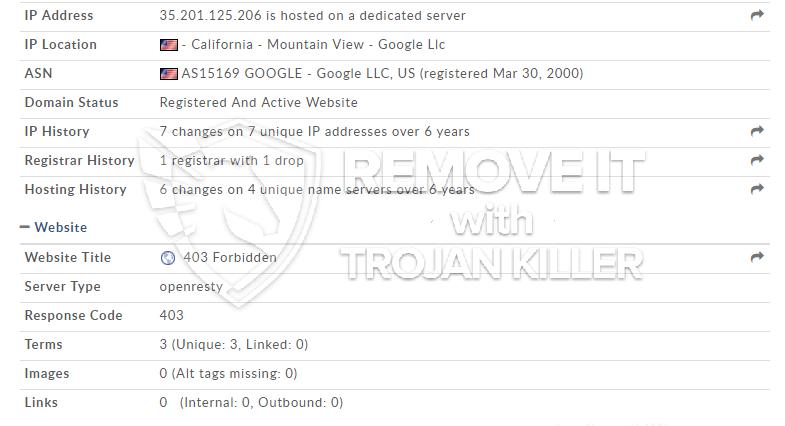 remove Adexchangecloud.com virus
