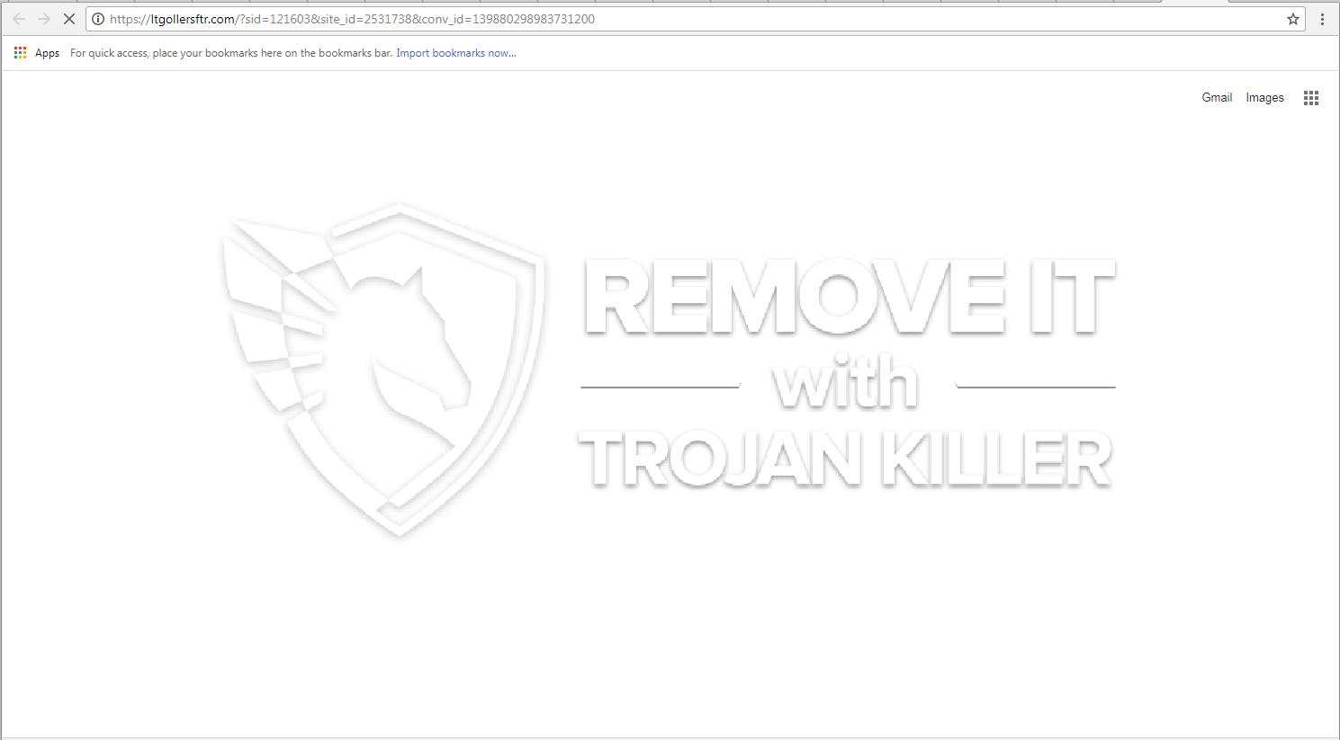 remove Ltgollersftr.com virus