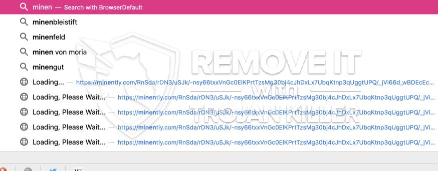 remove Minently.com virus