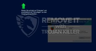 Wichtige Firefox Aktualisierung vorhanden frightening warning elimination solution.