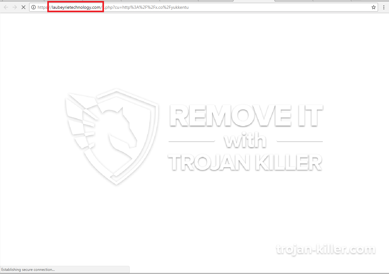 remove Laubeyrietechnology.com virus