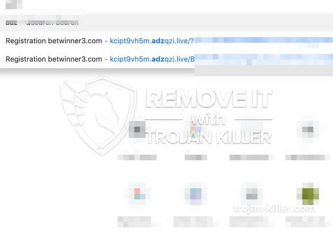 remove Adzqzi.live virus