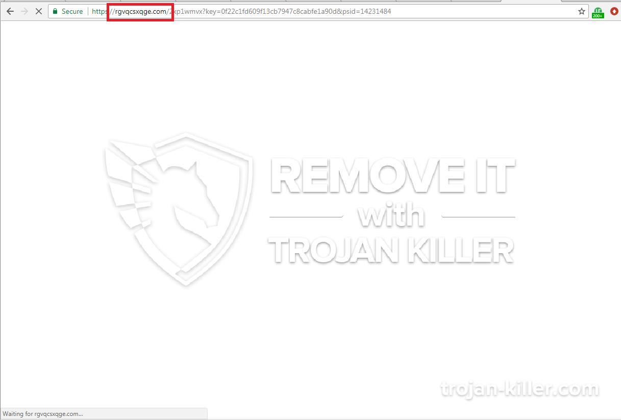 remove Rgvqcsxqge.com virus