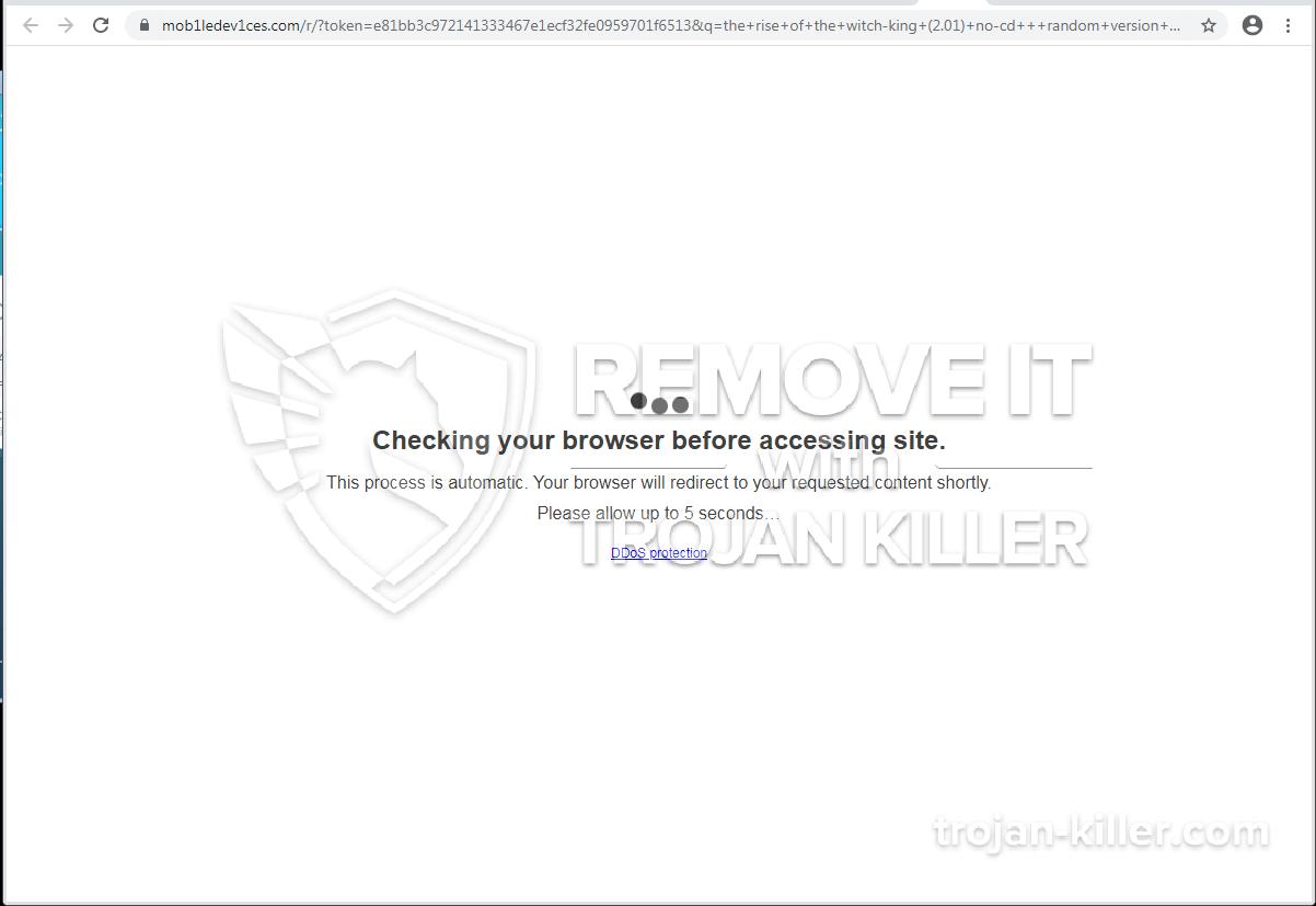 remove Mob1ledev1ces.com virus