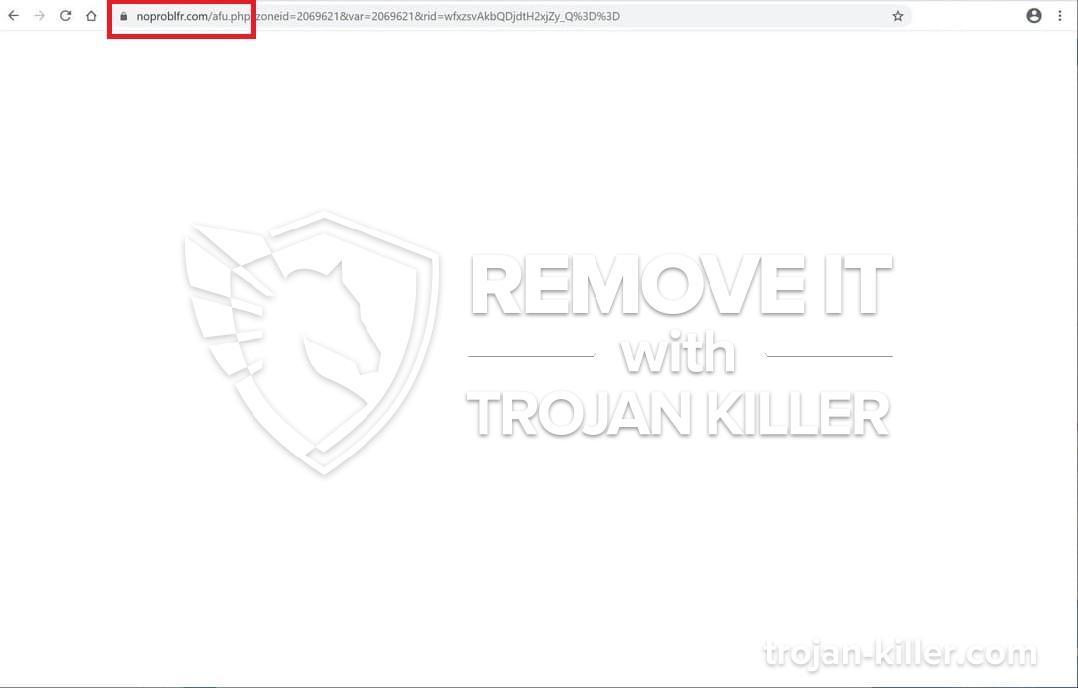remove Noproblfr.com virus
