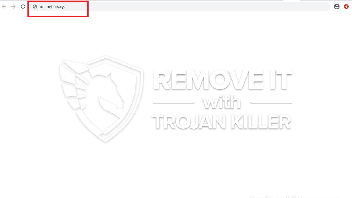 remove Onlinebars.xyz virus
