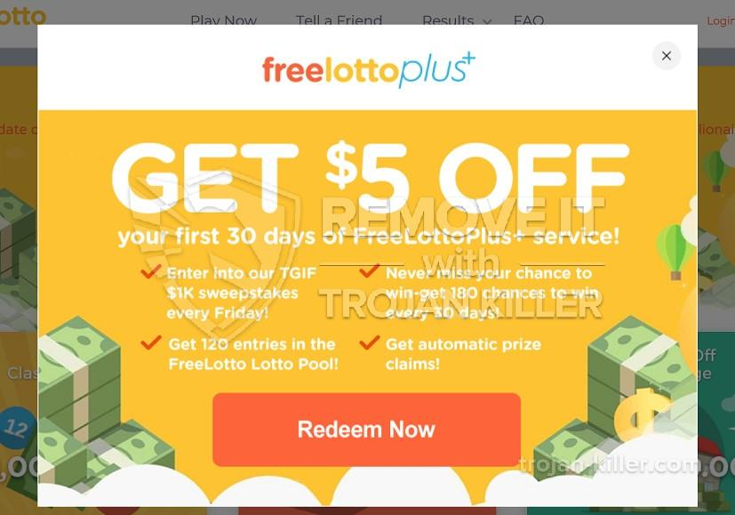 What is Freelotto.com?