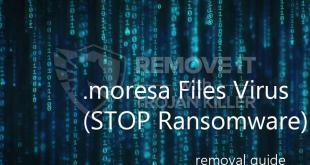 .moresa Ransomware (Restore Guide)