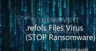 .refols Ransomware Description