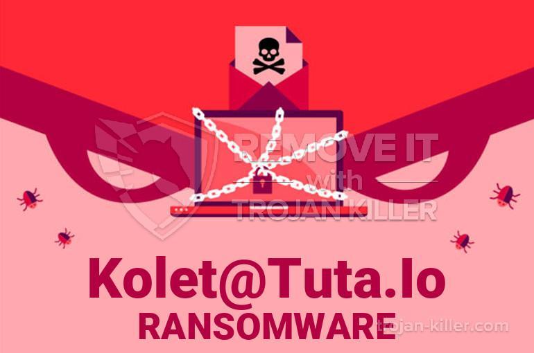 Kolet@Tuta.Io virus