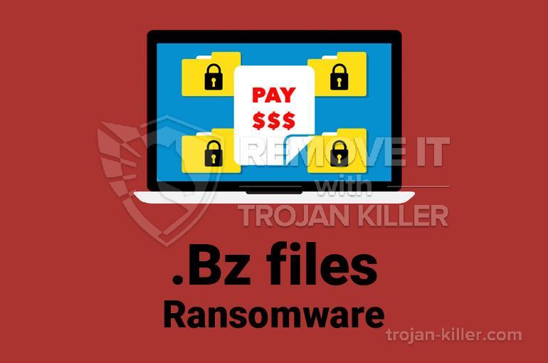 .Bz files virus