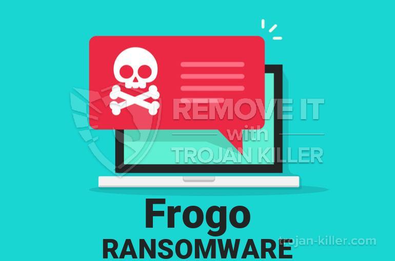 Frogo ransomware virus