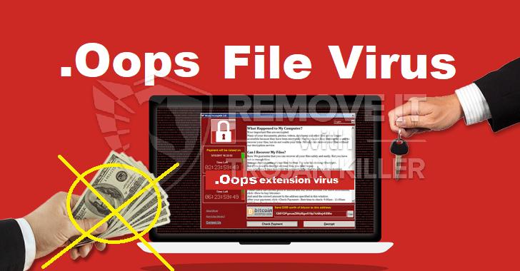 .Oops virus