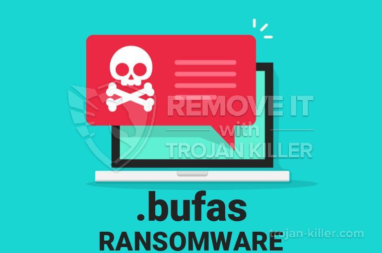 .BUFAS ransomware virus