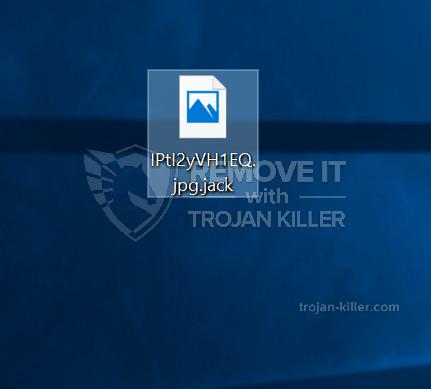 .JACK ransomware virus