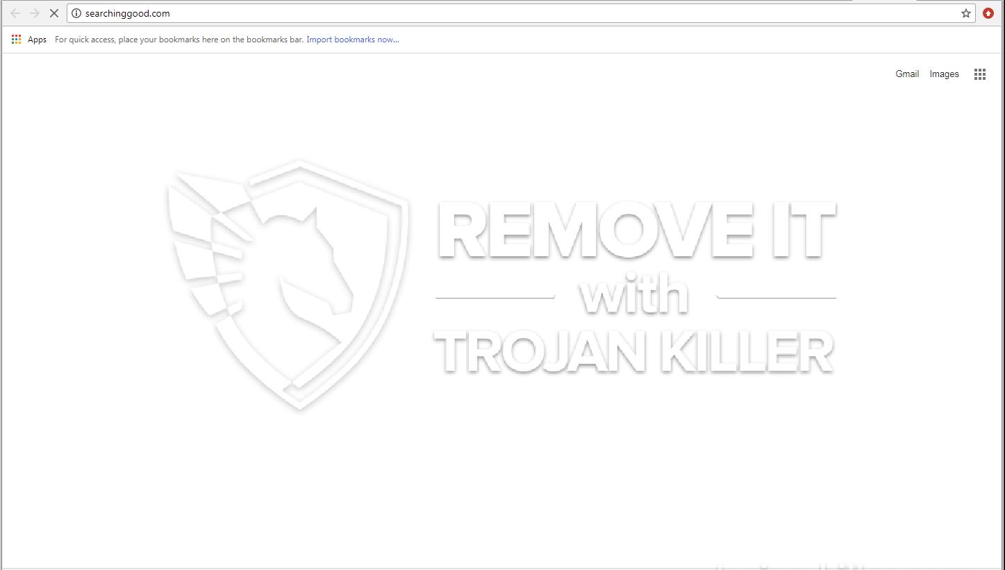 Searchinggood.com virus