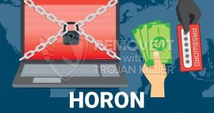 Remove .HORON Virus Ransomware (+File Recovery)