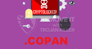 Remove .COPAN Virus Ransomware (+File Recovery)