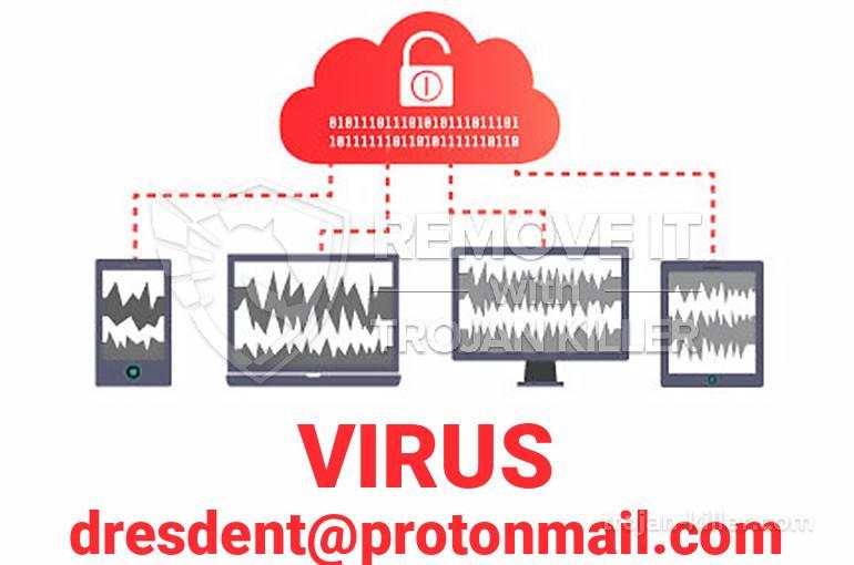{dresdent@protonmail.com}DDT ransomware virus
