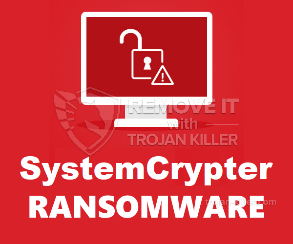 SystemCrypter virus